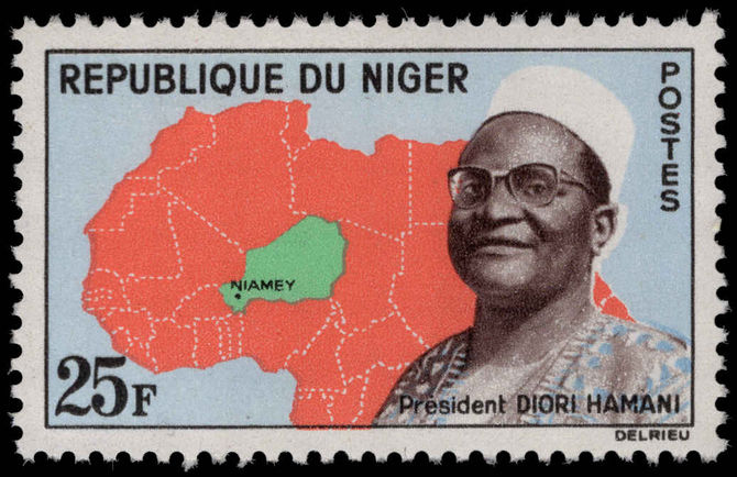 Niger 1962 Republic unmounted mint.