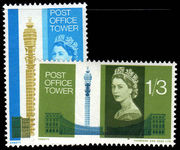 1965 Opening of Post Office Tower unmounted mint.