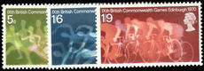 1970 9th British Commonwealth Games unmounted mint.