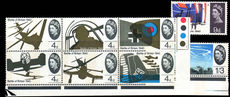 1965 Battle of Britain unmounted mint.