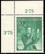 Austria 1950 Stamp Day unmounted mint.