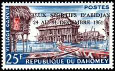 Dahomey 1961 Abidjan Games unmounted mint.