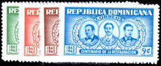 Dominican Republic 1963 Restoration unmounted mint.