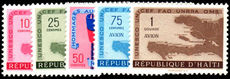 Haiti 1958 UN set unmounted mint.