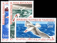 Mauritania 1960 Air Birds unmounted mint.