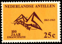Netherlands Antilles 1963 Abolition of Slavery unmounted mint.