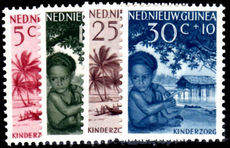 Netherlands New Guinea 1957 Child Welfare unmounted mint.