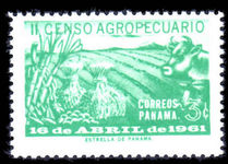 Panama 1961 Agricultural Congress unmounted mint.