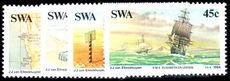 South West Africa 1984 German Settlers unmounted mint.