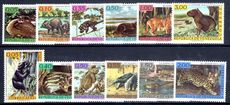 Venezuela 1963 Wild Life Animals unmounted mint.