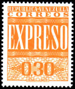 Venezuela 1961 Express unmounted mint.