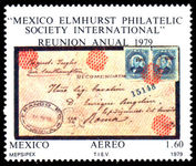 Mexico 1979 Mepsipex unmounted mint.