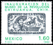 Mexico 1982 Revolutionary Museum unmounted mint.