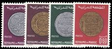 Morocco 1968 Ancient Moroccan Coins unmounted mint.