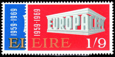 Ireland 1969 Europa unmounted mint.