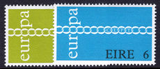 Ireland 1971 Europa unmounted mint.