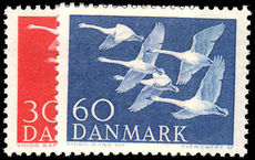 Denmark 1956 Northern Countries Day unmounted mint.