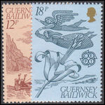 Guernsey 1981 Europa. Folklore unmounted mint.