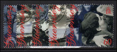 Guernsey 1995 50th Anniv of Liberation fine used.