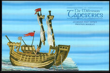 Guernsey 1998 Tapestries booklet unmounted mint.