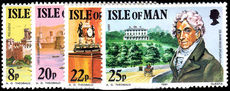 Isle of Man 1981 Colonel Mark Wilks unmounted mint.