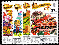 Jersey 1990 Festival of Tourism fine used.