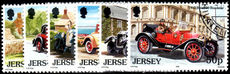 Jersey 1992 Vintage Cars (2nd series) fine used.