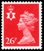 Northern Ireland 1971-93 26p rosine perf 14 Questa Litho unmounted mint.