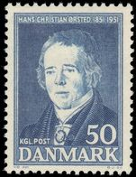 Denmark 1951 ø rsted unmounted mint.