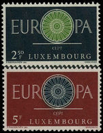 Luxembourg 1960 Europa unmounted mint.