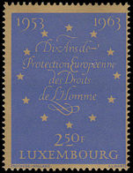 Luxembourg 1963 Human Rights unmounted mint.