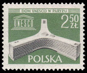 Poland 1958 UNESCO unmounted mint.