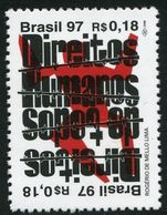 Brazil 1997 Human Rights unmounted mint.