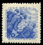 Brazil 1945 Rio Grande do Sul lightly hinged mint.