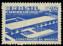 Brazil 1958 Presidential Palace unmounted mint.