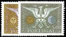 Portugal 1959 Millenary of Aveiro unmounted mint.