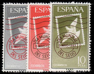 Spain 1961 World Stamp Day unmounted mint.