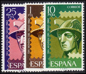 Spain 1962 World Stamp Day unmounted mint.