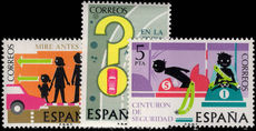 Spain 1976 Road Safety unmounted mint.