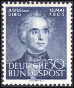 West Germany 1953 Liebig unmounted mint.