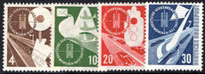 West Germany 1953 Transport Exhibition unmounted mint.