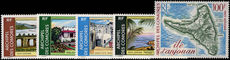 Comoro Islands 1972 Anjouan Landscapes unmounted mint.