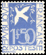 France 1934 Dove of Peace unmounted mint.