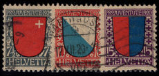 Switzerland 1920 Pro-Juventute fine used.