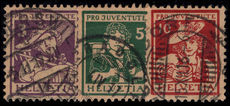 Switzerland 1916 Pro-Juventute fine used.