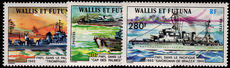 Wallis and Futuna 1978 Free French Pacific Naval Force unmounted mint.