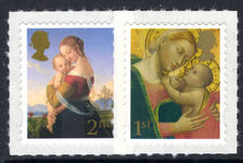2007 Christmas (Madonna) unmounted mint.