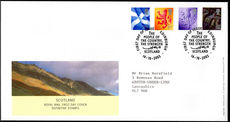 2004-15 Definitive first day cover.
