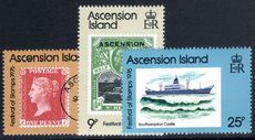 Ascension 1976 Festival Of Stamps unmounted mint.
