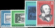 Ascension 1979 Rowland Hill unmounted mint.